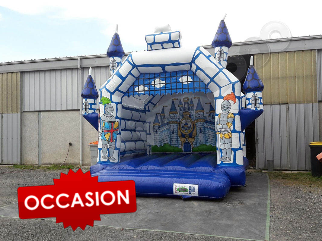 Vente de mini chateau gonflable