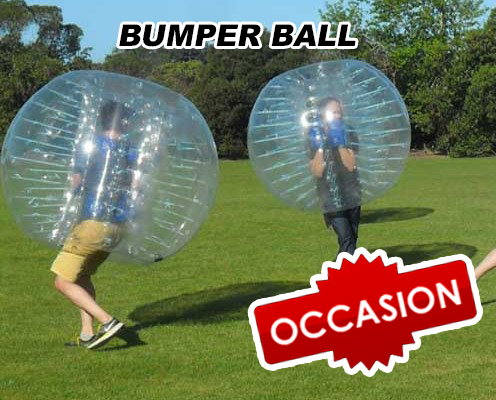 bumper ball bubble foot